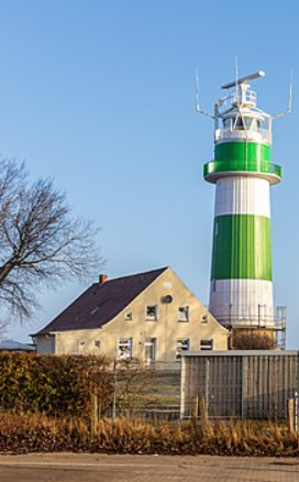 A picture of Bülk Lighthouse, because I think I'm sooooo funny.